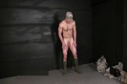 Str8 Solider Needs Cash Naked people in position