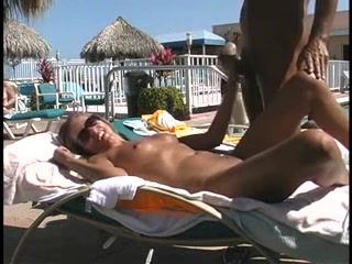 HOT FUCK #166 Nudist Beach Resort with a Babe Sell wife for money