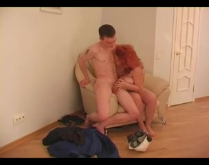 Redhead Older with Large Mounds taking youthful ramrod mongolian non nude teens