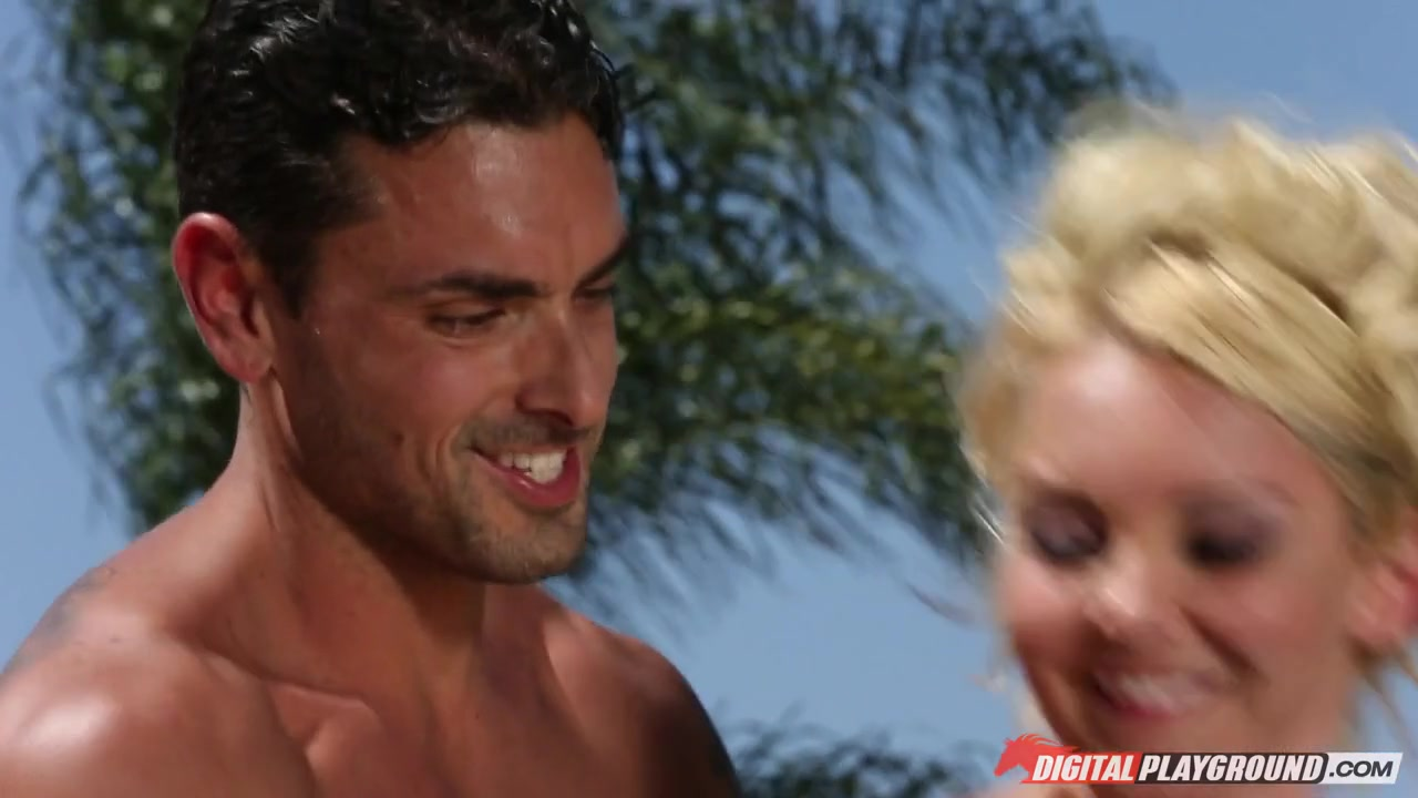 Aaliyah Love & Ryan Driller in Girls of Summer - Episode 5 - Girls Just Wanna Have Fun Two Blondes Enjoy Black