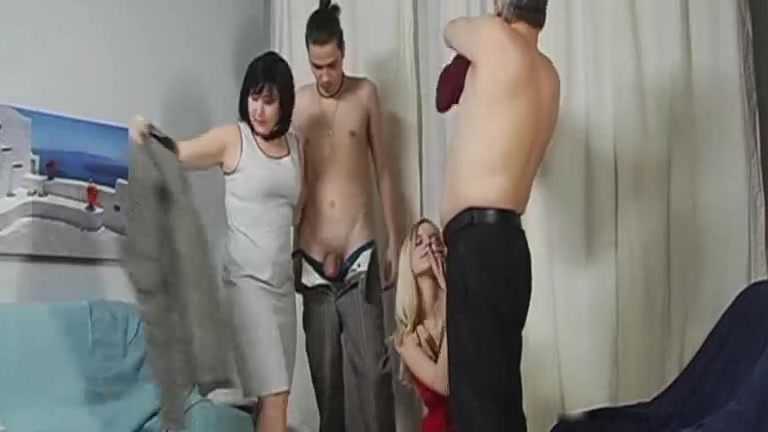 Daddys birthday becomes an fuckfest Free black sex tape