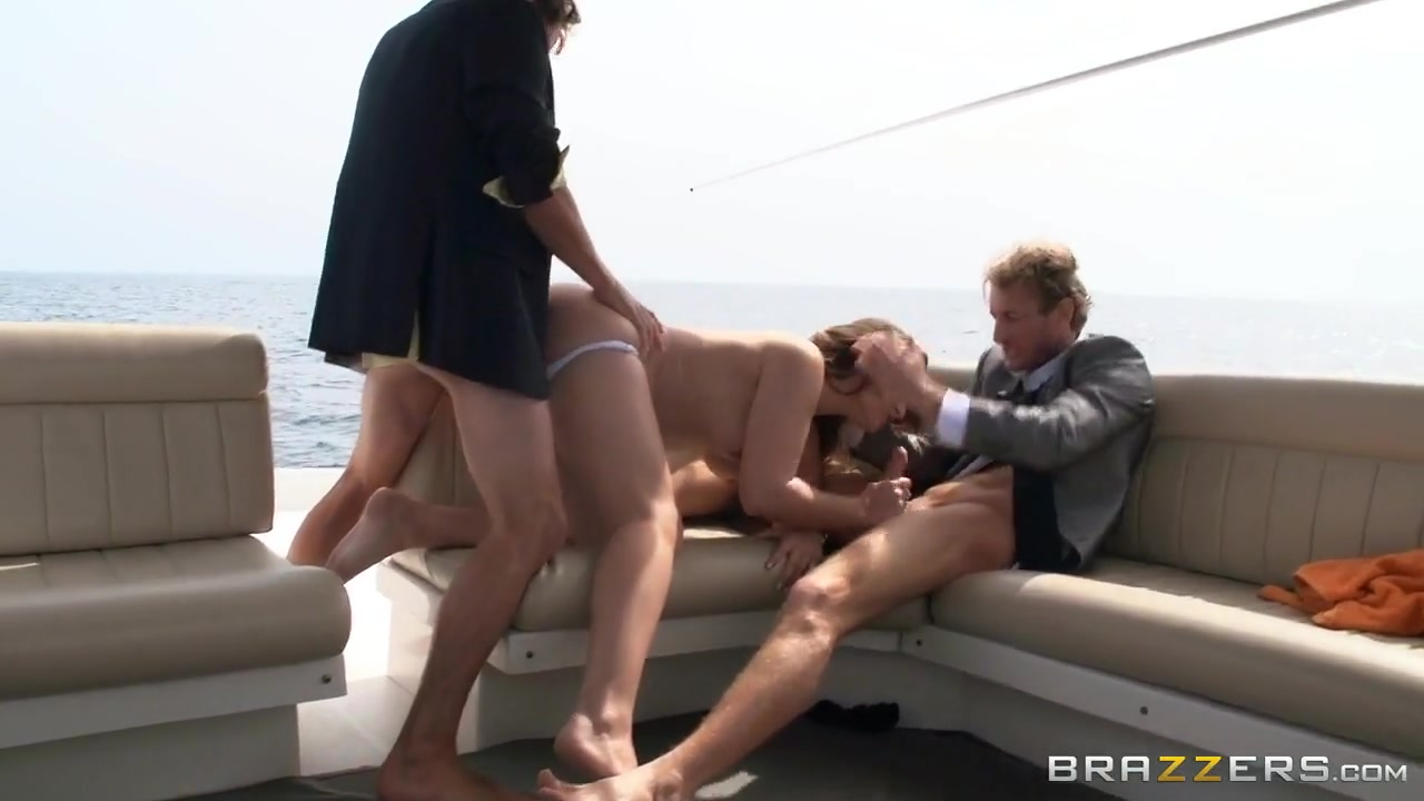 ZZ Series: The Whore of Wall Street Ep-4: Double Teamed On The High Seas. Dani Daniels, Ryan McLane, Tyler Nixon big breasted creampie movie thumbs
