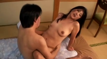 Japanese MILF gets her asshole fucked really hard wild fucking house party