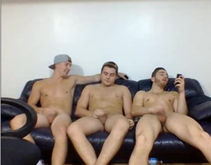 3 Handsome Str8 Canadian Boy Masturbation And Cum On Cam world best porn sites