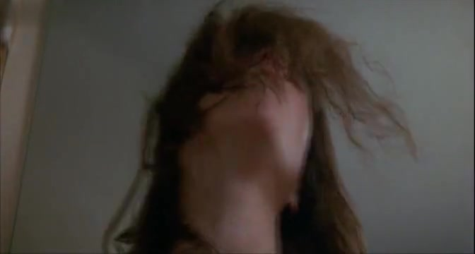 Barbara Hershey in The Entity (1981) Stand Front Fuck Sex