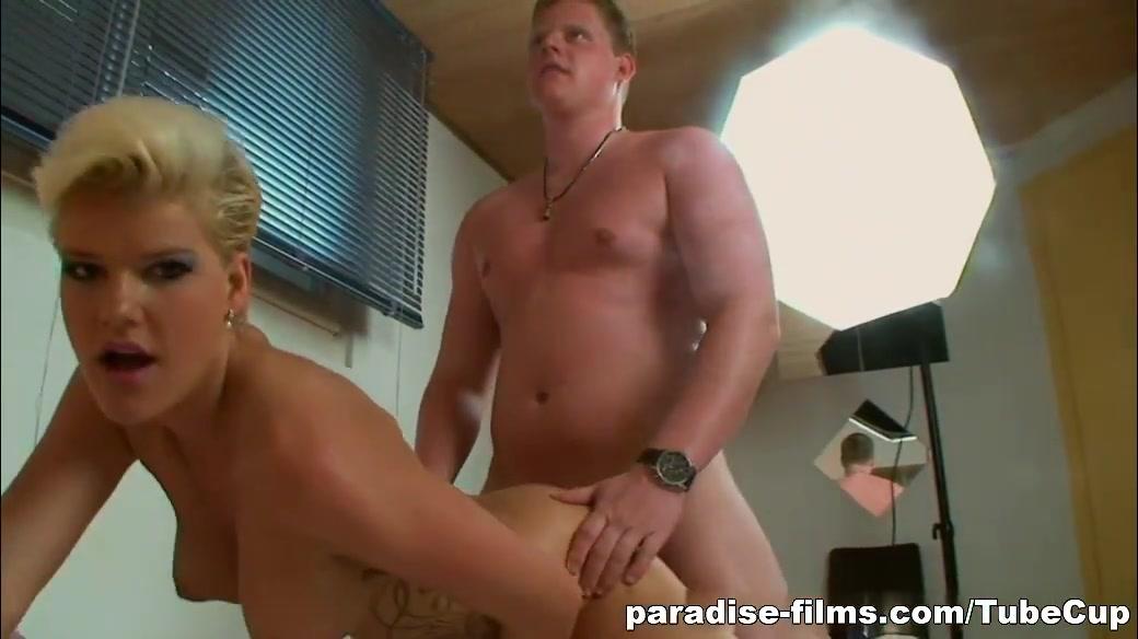 Paradise-Films Video: Fuck The Salesman Stainless chubby mug