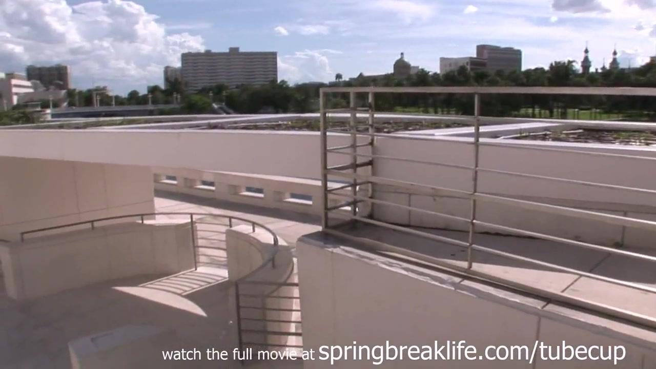 SpringBreakLife Video: Naked Downtown Adventure xxx girl jerking tube