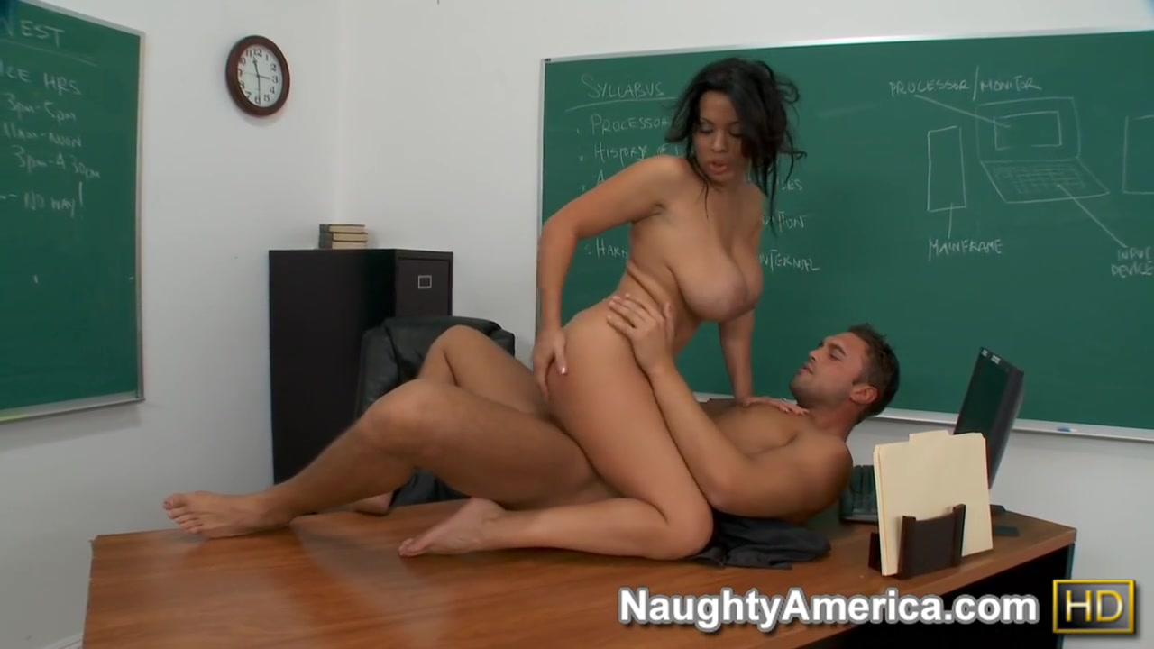 Sienna West & Rocco Reed in My First Sex Teacher jennifer carpenter sexi butt