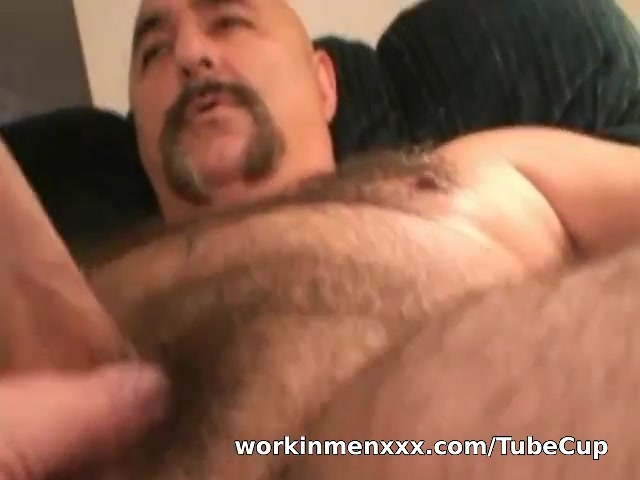 WorkinmenXXX Video: Big Exhibitionist Scott swap wives for sex