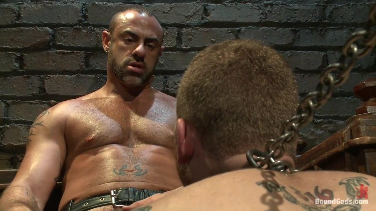 BoundGods : CJ Madison returns with a tight chain around his boys neck daryl hannah nude photos