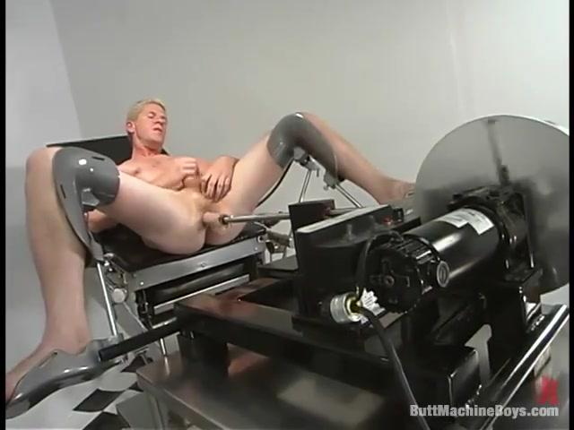 ButtMachineBoys: Seth Connor Guy giving girl dildo