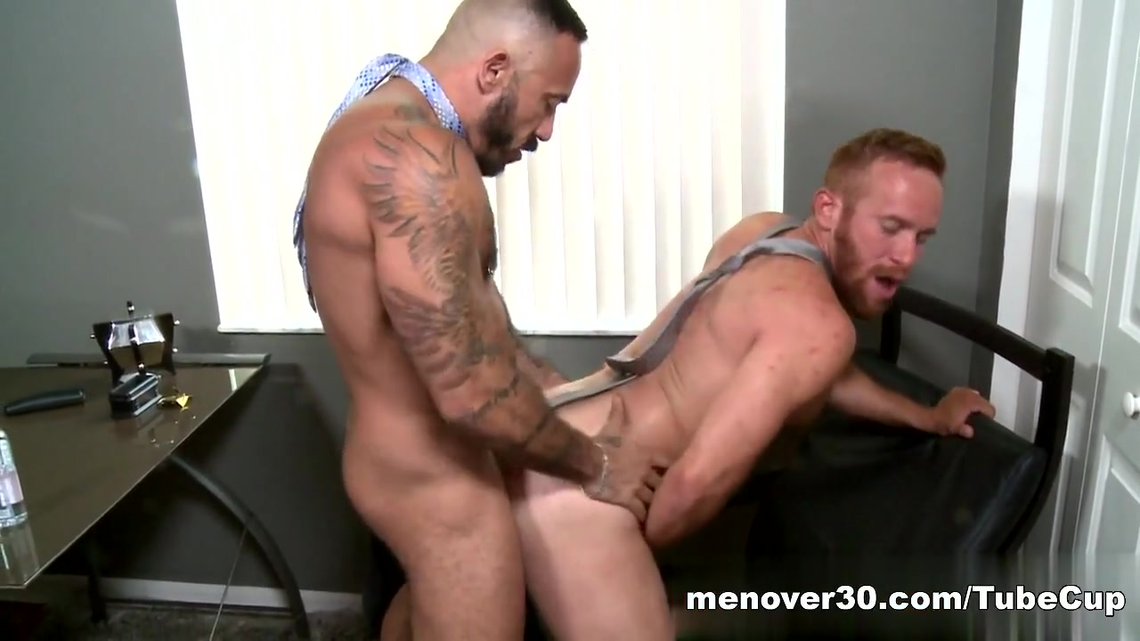 MenOver30 Video: A Sexy Beast Amber had a girls party